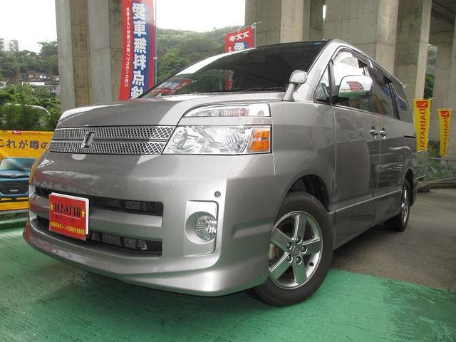 沖縄県の中古車ならヴォクシー Z 煌 コーナーセンサー