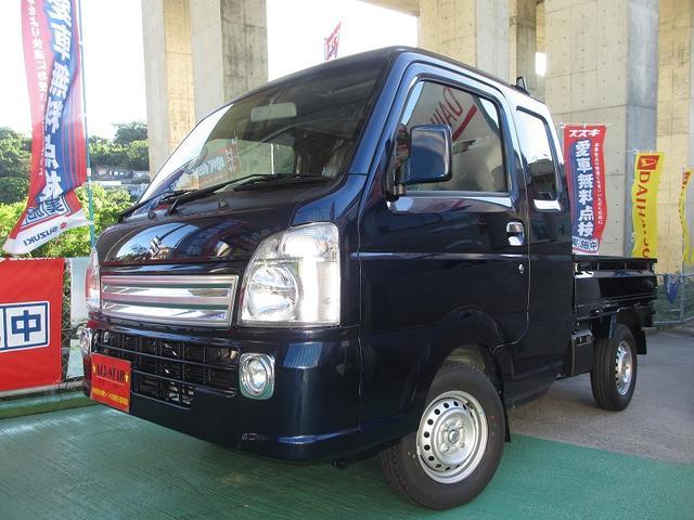 沖縄の中古車 スズキ スーパーキャリイ 車両価格 118.4万円 リ未 新車  各色