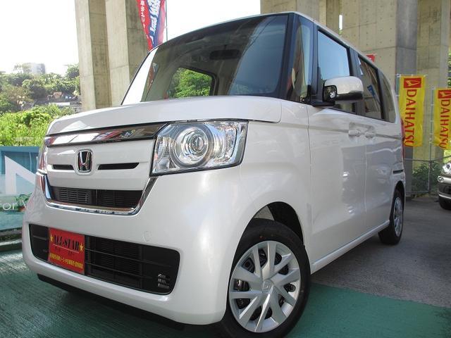 沖縄県の中古車ならN-BOX G・Lホンダセンシング 360°スーパーUV
