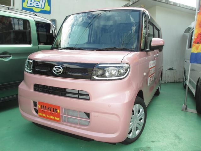 沖縄の中古車 ダイハツ タント 車両価格 ASK リ済込 2019(令和1)年 6km 各色