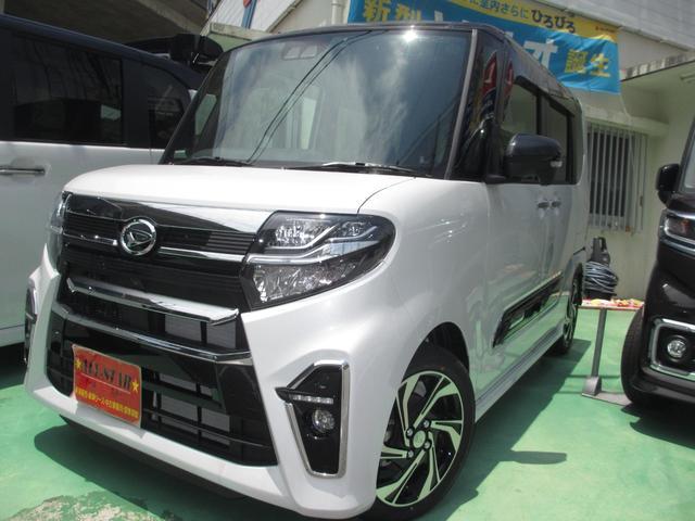 沖縄の中古車 ダイハツ タント 車両価格 207.9万円 リ済別 2020(令和2)年 9km パールII