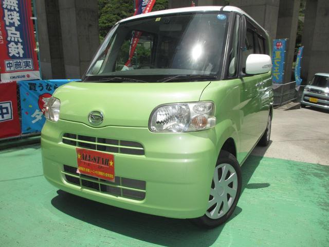 沖縄の中古車 ダイハツ タント 車両価格 45.6万円 リ済込 2011(平成23)年 8.1万km グリーンII