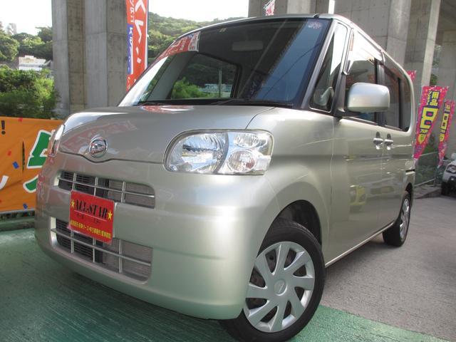 沖縄県の中古車ならタント L ワンオーナー