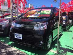 沖縄の中古車 ダイハツ ムーヴ 車両価格 67万円 リ済込 平成24年 6.8万K ブラック