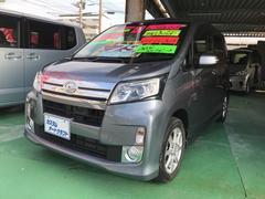 沖縄の中古車 ダイハツ ムーヴ 車両価格 78万円 リ済込 平成25年 3.8万K グレー