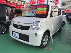 沖縄の中古車 日産 モコ 車両価格 58万円 リ済込 平成25年 7.1万K パール