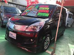 沖縄の中古車 三菱 デリカD:2 車両価格 64万円 リ済込 平成23年 7.1万K ブラック