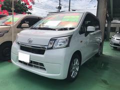 沖縄の中古車 ダイハツ ムーヴ 車両価格 62万円 リ済込 平成25年 3.2万K パール