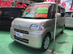 沖縄の中古車 ダイハツ タント 車両価格 64万円 リ済込 平成24年 6.8万K ゴールド