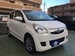 沖縄の中古車 ダイハツ ミラ 車両価格 33万円 リ済込 平成25年 9.0万K ホワイト