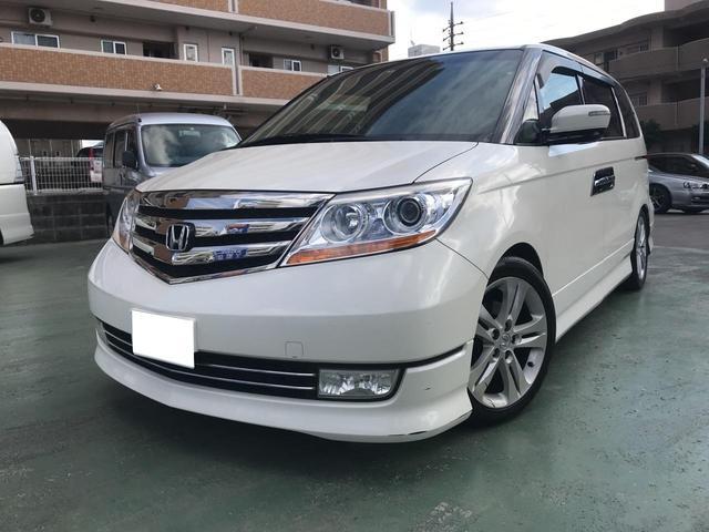 沖縄県の中古車ならエリシオンプレステージ S HDDナビスペシャルパッケージ