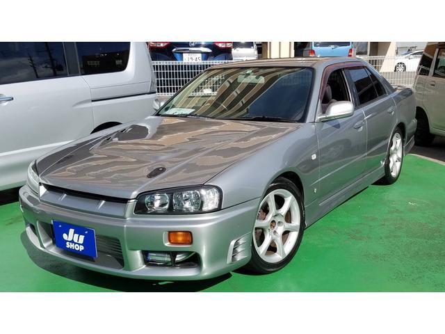 沖縄県の中古車ならスカイライン 25GTターボ公認