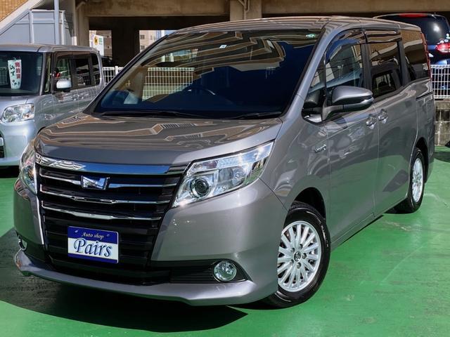 沖縄の中古車 トヨタ ノア 車両価格 169万円 リ済込 2015(平成27)年 7.6万km ガンM