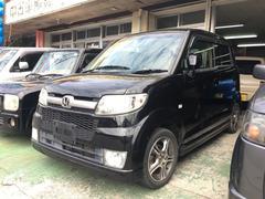 沖縄の中古車 ホンダ ゼスト 車両価格 30万円 リ済込 平成20年 10.1万K ブラック