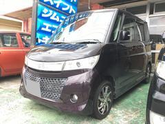 沖縄の中古車 スズキ パレットSW 車両価格 54万円 リ済込 平成22年 7.3万K パープル