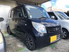 沖縄の中古車 スズキ パレット 車両価格 48万円 リ済込 平成20年 9.5万K ブラック