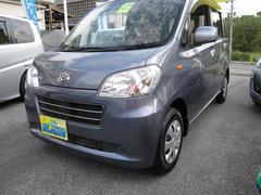 沖縄の中古車 ダイハツ タントエグゼ 車両価格 49万円 リ済込 平成22年 9.8万K グレーM