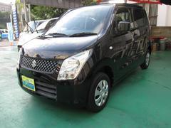 沖縄の中古車 スズキ ワゴンR 車両価格 39万円 リ済込 平成21年 9.1万K ブラックM