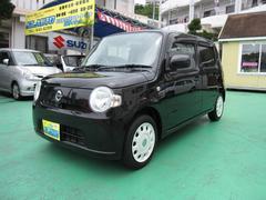 沖縄の中古車 ダイハツ ミラココア 車両価格 49万円 リ済込 平成22年 10.0万K ブラックM