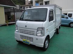 沖縄の中古車 スズキ キャリイトラック 車両価格 39万円 リ済込 平成22年 13.0万K ホワイト