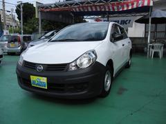沖縄の中古車 日産 AD 車両価格 39万円 リ済込 平成23年 9.4万K ホワイト