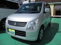 沖縄の中古車 スズキ ワゴンR 車両価格 49万円 リ済込 平成23年 9.9万K シルバーM