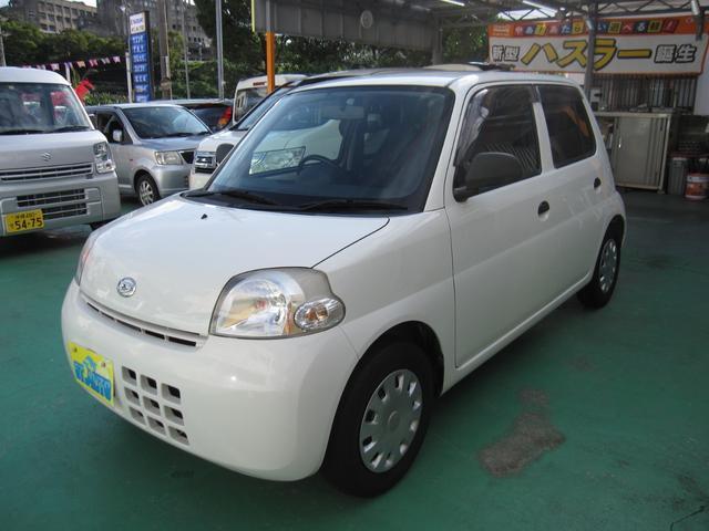 沖縄県の中古車ならエッセ D