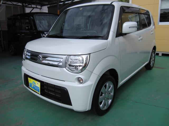 沖縄の中古車 スズキ MRワゴン 車両価格 45万円 リ済込 2012(平成24)年 11.0万km パール