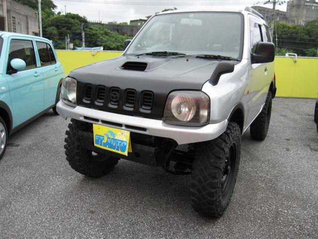 沖縄県中頭郡西原町の中古車ならAZオフロード XL