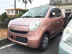沖縄の中古車 スズキ MRワゴン 車両価格 35万円 リ済込 平成21年 6.3万K ピンク