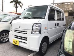 沖縄の中古車 スズキ エブリイ 車両価格 59万円 リ済込 平成26年 7.2万K ホワイト