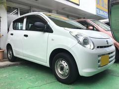 沖縄の中古車 スズキ アルト 車両価格 19万円 リ済込 平成23年 8.2万K ホワイト