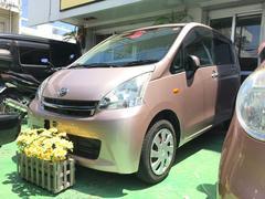 沖縄の中古車 ダイハツ ムーヴ 車両価格 45万円 リ済込 平成23年 4.7万K ピンク