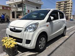 沖縄の中古車 ダイハツ ミラ 車両価格 28万円 リ済込 平成20年 7.5万K ホワイト