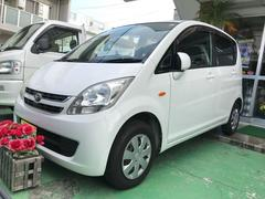 沖縄の中古車 ダイハツ ムーヴ 車両価格 25万円 リ済込 平成20年 8.2万K ホワイト