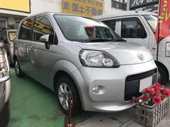 沖縄の中古車 トヨタ ポルテ 車両価格 59万円 リ済込 平成25年 7.3万K シルバー