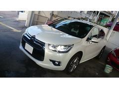 沖縄の中古車 シトロエン シトロエン DS4 車両価格 185万円 リ済別 2012年 3.7万K パールホワイト