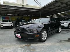 沖縄の中古車 フォード フォード マスタング 車両価格 285万円 リ済込 2013年 2.0万K ブラック