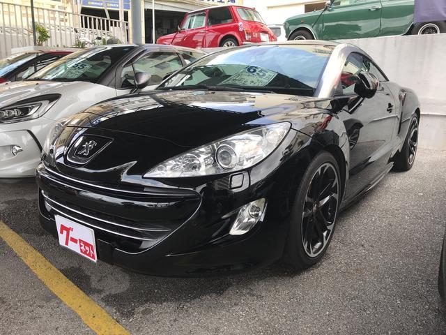 沖縄県の中古車ならプジョー RCZ ベースグレード カーボンルーフ