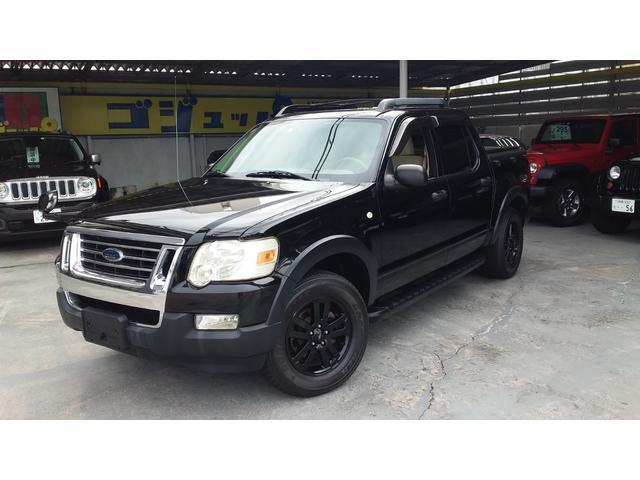沖縄の中古車 フォード フォード エクスプローラースポーツトラック 車両価格 245万円 リ済別 2011年 4.5万km ブラック