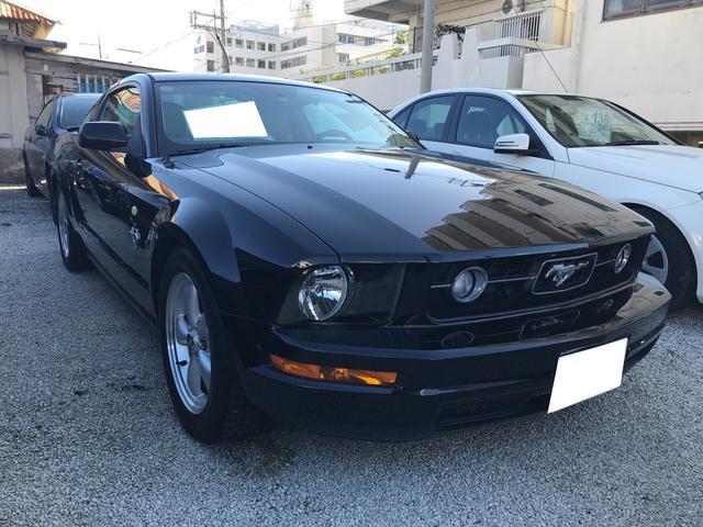 沖縄県の中古車ならフォード マスタング G