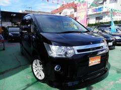 沖縄の中古車 三菱 デリカD:5 車両価格 70万円 リ済込 平成19年 9.3万K Dブラック