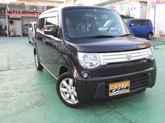 沖縄の中古車 スズキ MRワゴン 車両価格 65万円 リ済別 平成25年 6.9万K Dブラウン