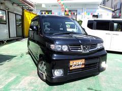 沖縄の中古車 ホンダ ゼストスパーク 車両価格 59万円 リ済別 平成23年 5.6万K Dブラック