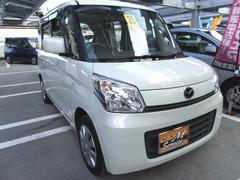 沖縄の中古車 マツダ フレアワゴン 車両価格 69万円 リ済別 平成25年 6.7万K ホワイトII