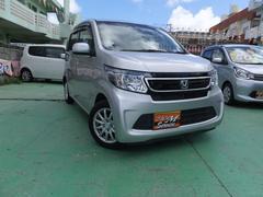 沖縄の中古車 ホンダ N−WGN 車両価格 72万円 リ済別 平成25年 7.9万K シルバー