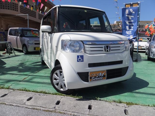 沖縄県の中古車ならN-BOX+ G 車椅子仕様車