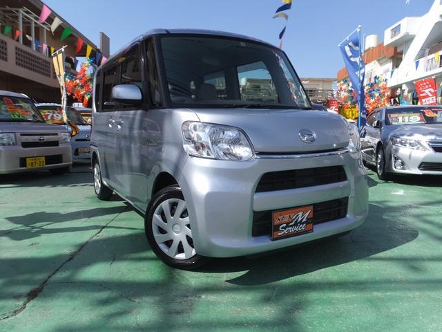 沖縄県の中古車ならタント 福祉車両 スローパーLリヤシート付仕様 アイドリングストップ
