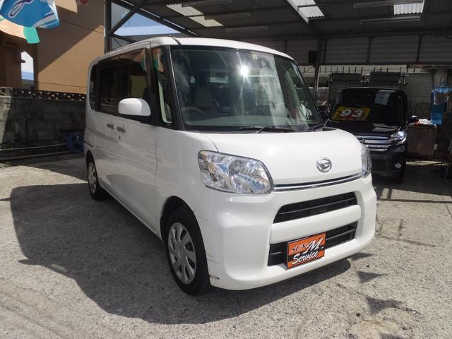 沖縄県の中古車ならタント L フレンドシップ 福祉車両 電動固定装置 スロープタイプ