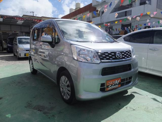 沖縄県の中古車ならムーヴ L アイドリングストップ 横滑り防止装置 衝突安全ボディ